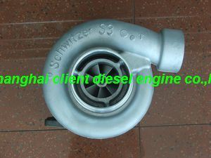 Schwiter S3 Turbocharger for Tbd234V12 pictures & photos