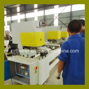 2015 Hot Sale CE Three Head Seamless Welding Machine for PVC Windows, UPVC Windows Seamless Welder Machine