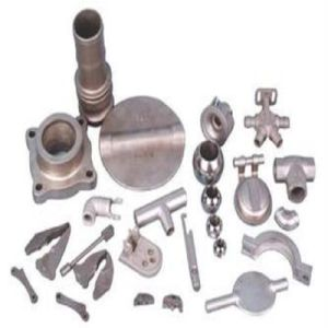 OEM Stainless Steel Casting CNC Machining Spare Parts pictures & photos