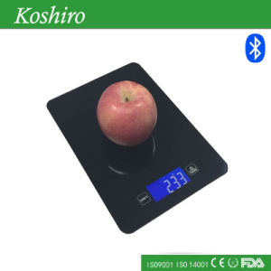 5kg/11lb Multifunction Bluetooth Digital Nutrition Kitchen and Food Scale pictures & photos
