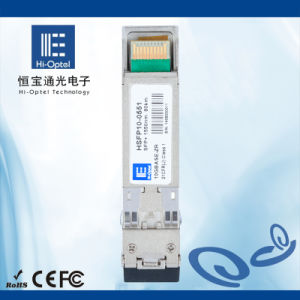 SFP+ Optical Transceiver 155M~10G 200M~120KM pictures & photos