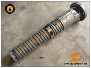 Extruder Nitrided Conical Twin Screw Barrel pictures & photos