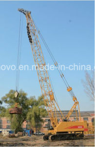 CHUY500 Hydraulic Dynamic Compaction Equipment on Foundation Construction Solid Ground pictures & photos