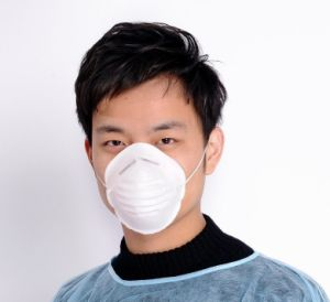 Hot Sale Disposable Non Woven Dust Mask Industry Use pictures & photos