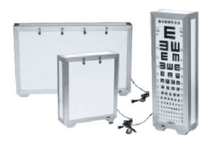 X Film Viewer/Aluminum Visnal Chart Light Box (ordinary Type) pictures & photos