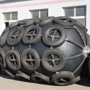 Use Air Craft Tyre Pneumatic Rubber Marine Fender pictures & photos