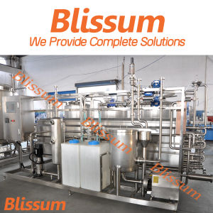 Automatic Uht Sterilizer for Milk/ Juice Production Line/Plant pictures & photos