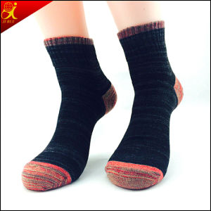 21s Recycle Cotton Working Socks pictures & photos