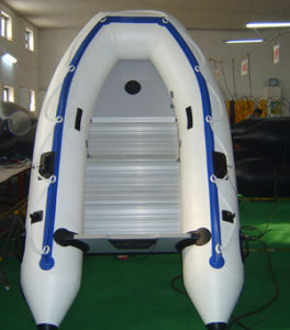 Inflatable Sports Boat (BD270)