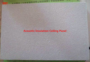 Mineral Wool Acoustic Ceiling Board pictures & photos