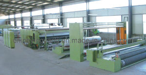 Geosynthetic Clay Liner Production Line (YYL-TG) pictures & photos