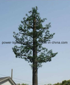 Telecom Steel GSM Antenna Tree Tower