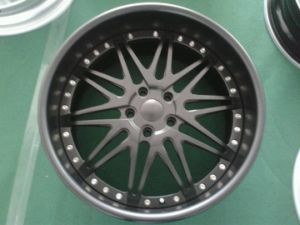 18X9.0 One PC Forged Alloy Wheels Car Wheels pictures & photos