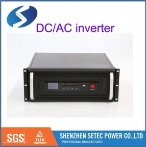220VDC 220VAC 6kVA Power Inverter with Single Phase Output