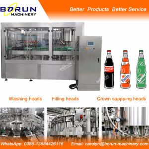 Automatic Carbonated Beverage Filling Machine pictures & photos