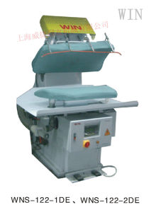 High Efficiency Suit Computer Control Press Machine (left right back) with Super Ironing Effect