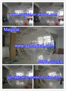 Inflatable Grass Roller Zorb Ball Inflatable Grass Roller Ball (RA-100) pictures & photos