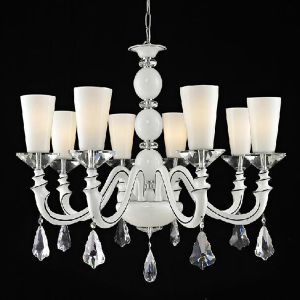 Small Orders Accepted Crystal Chandelier Pendant Lamp (GD-120-8) pictures & photos