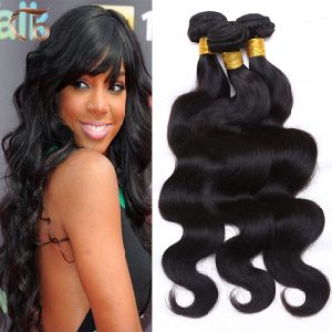 Top Quality 100% Natural Brazilian Virgin Human Hair pictures & photos