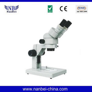 Binocular Drawtube Zoom Stereo Microscope 1X-4X pictures & photos