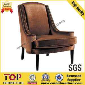 Hotel Wooden Comfortable Leisure Chairs pictures & photos