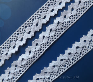 Wholesaler of Cotton Crochet Lace (1015) pictures & photos