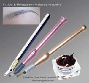 Goochie Permanent Makeup Tattoo Color for Manual Pen pictures & photos