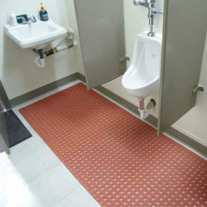 Bathroom Shower Toilet Floor Flooring Rubber Bath Mats pictures & photos