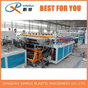 PVC Foam Board Plastic Extruder Machine pictures & photos