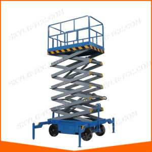 AC and DC Powered Mobile Elevating Platform pictures & photos