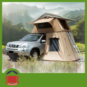 Rt01 Soft Roof Top Tent with Back Skirt pictures & photos