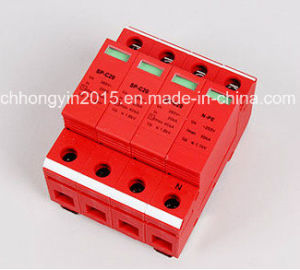 385V 3 P + E Solar Power System SPD Surge Protection pictures & photos