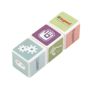 Magic Cube USB Flash Drive (USB 2.0) pictures & photos