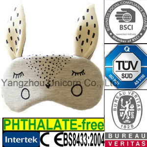 Microwave Eye Masksoft Rabbit Plush Toy pictures & photos