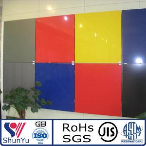 3003 Color Coated Aluminium Composite Panel