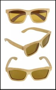 High Quality Fashion Design Wooden Sunglasses pictures & photos