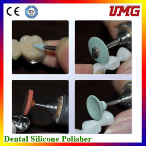 Dental Lab Rotary Instrument Silicone Polisher Burs pictures & photos