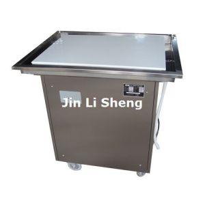 Jin Li Sheng CB-100m of Marble Slab Top Fry Ice Cream Machine