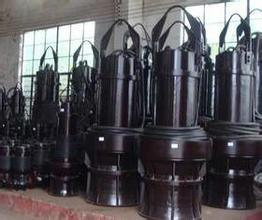 Heavy Flow Axial Flow Mix Flow Submersible Water Pump