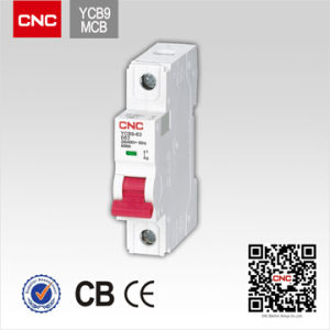 Latest Products Ycb9-63 (H) Mini Circuit Breaker High Breaking Capacity: 10kv pictures & photos