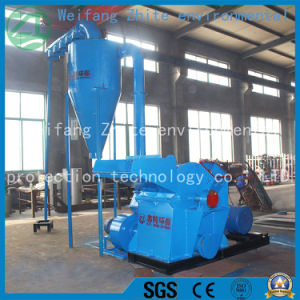 Hot Selling Drum Type Wood Chipper Shredder Machine, Pulverizer, Branches/ Leaf Chipper pictures & photos