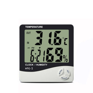 Thermo Hygrometer, Room Thermohygrometer for Room Temperature (HTC-1/HTC-2) pictures & photos
