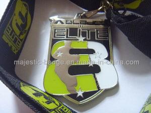 Customized Zinc Die Cast Elite Medallion pictures & photos