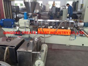 High Quality Level PE/PP/LLDPE/EVA/Carbon Black Masterbatch Extruder Machine/Masterbatch Pelletizing Machine pictures & photos