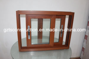 Economic Style Waterproof Aluminum Sliding Window pictures & photos