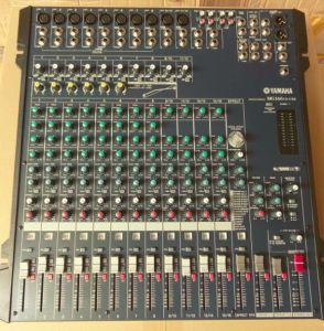 Mixer/Famous Soud Mixer/Professional Mixer /Console/Sound Console/Brand Mixer (MG166CX) pictures & photos