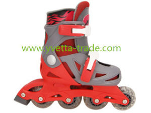 Kids Plastic Inline Skate with CE Approvals (YV-135) pictures & photos