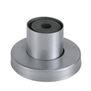 Stainless Steel Toilet Partition Flange (KTW08-077)
