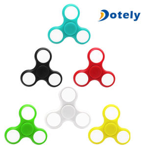 LED Light up Spinner Fidget Toy pictures & photos