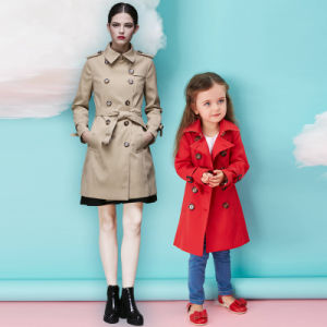 Family-Look Long Coat